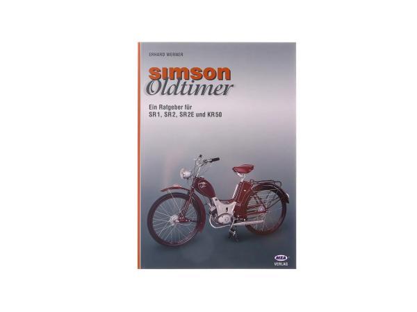 "Book - ""Simson - Oldtimer"""