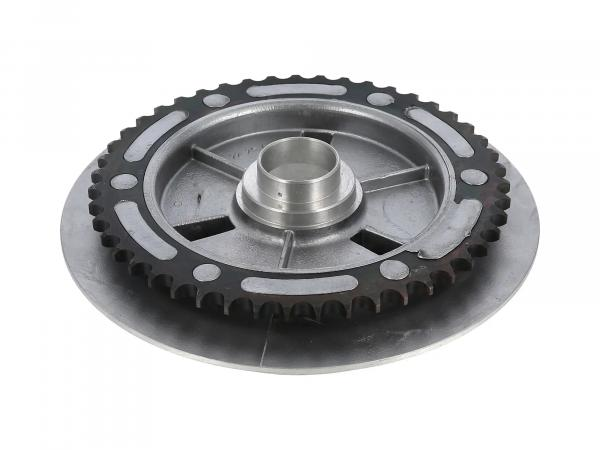 Rear sprocket driver 47 Tooth TS 250, TS250/1