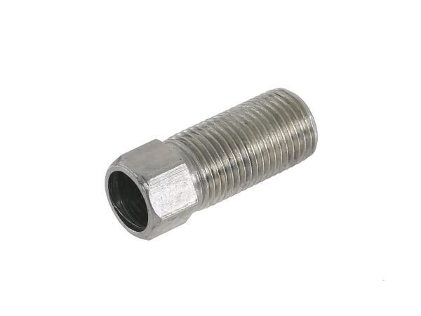 Adjusting screw - AMAL racing carburettor