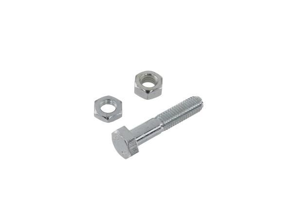 Set: Hexagon head screw for handlebars Schwalbe KR51, Spatz SR4-1, Star, SR4-2, Sperber SR4-3, Habicht SR4-4