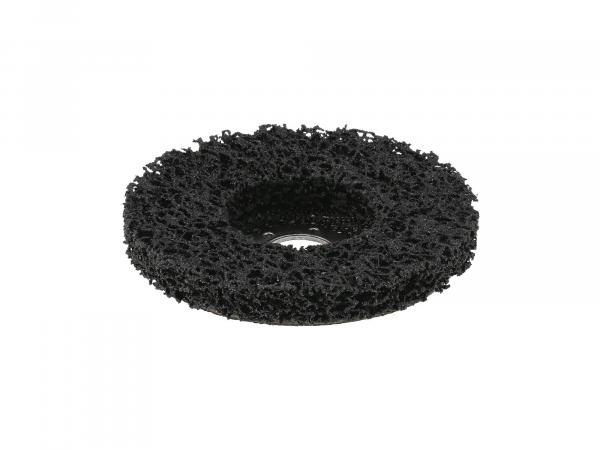 10069839 Siliziumkarbid-Schleifscheibe schwarz, Ø115mm - Bild 1