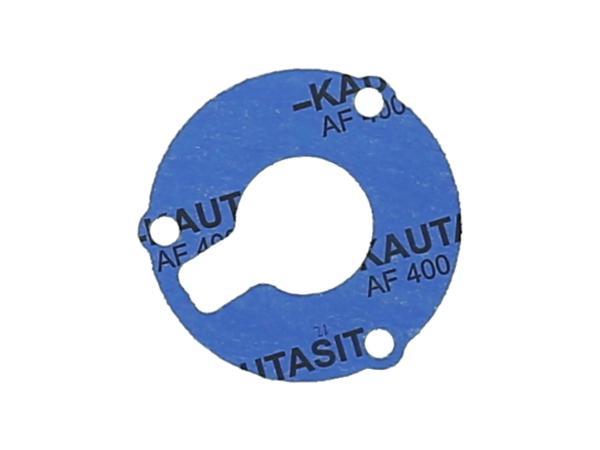 10069212 Dichtung aus Kautasit 0,5mm stark für Dichtkappe Kurbelwelle - für Simson S50, Schwalbe KR51/1 - Bild 1