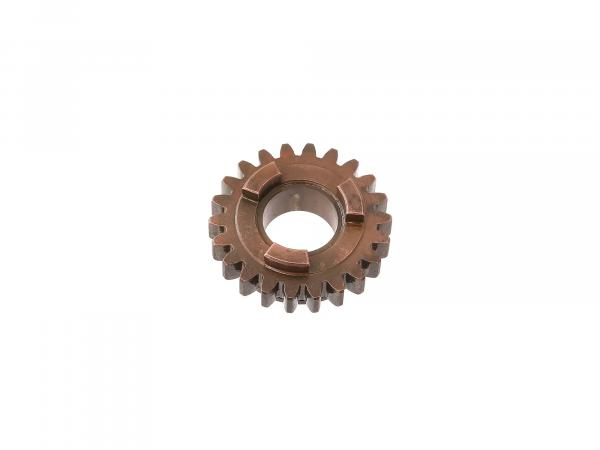 gear wheel 3rd gear (22 teeth) - for MZ ETZ125, ETZ150