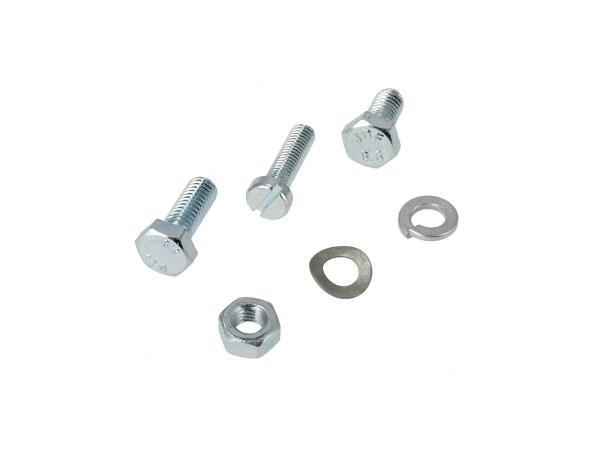 10069705 Set: Befestigungsmaterial Scheinwerfer - für Simson S50, S51, S70 - Bild 1