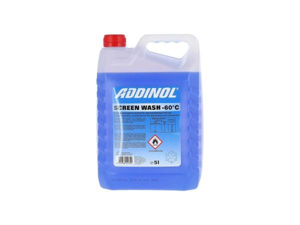 ADDINOL ScreenWash antifreeze + window cleaner at -70°C - 5l