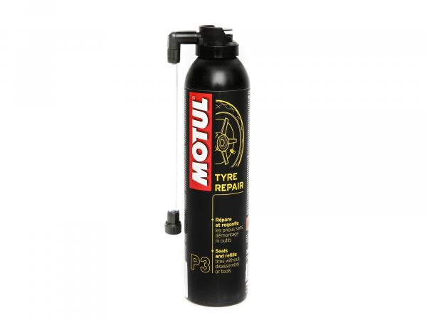 Motul Tyre Repair P3 Tyre Repair Spray 300ml