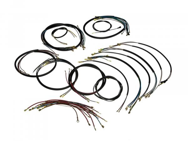 Cable harness set ETZ250 de luxe