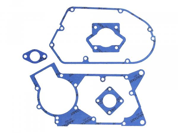 GP10000602 Dichtungssatz aus Kautasit Motortyp M500, Flanschdichtung 2mm, Ø 21mm - für Simson S51, SR50, S53, KR51/2 Schwalbe, DUO 4/2 - Bild 1