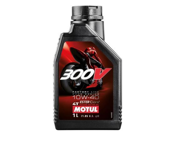 MOTUL 300 V 4 T Factory Line - gear oil SAE10W-40 - 1 liter