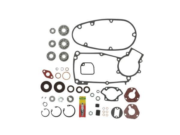 Set: Motorregenerierung SKF für Motortyp M53/2 - für Simson Schwalbe KR51/1