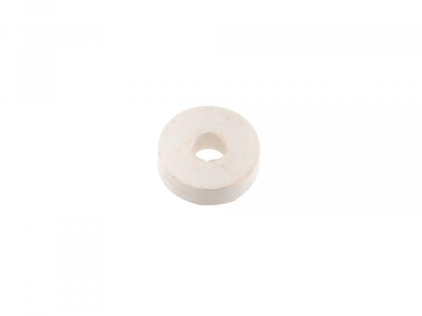 Rubber washer for tank mounting, ivory - for Simson KR50, Schwalbe KR51, Star SR4-1, Duo 4/2