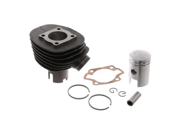 10066893 Zylinder + Kolben KR50, SR2, SR2E, SR1 (Einlass 23mm breit + 12mm hoch) - Bild 1