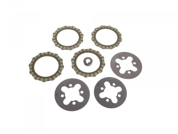 Set: Coupling parts for regeneration - for Simson S50, KR51/1 Schwalbe, SR4-2 Star, SR4-3 Sperber, SR4-4 Habicht