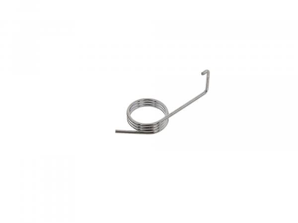 Spring for clutch hand lever made of aluminium - for Simson bird series