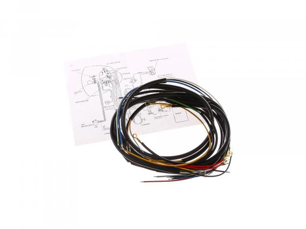 Cable harness AWO Sport (controller in side box)