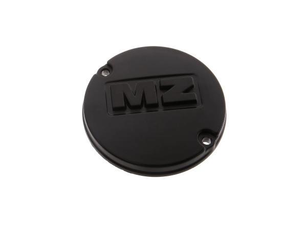 Schutzkappe, schwarz matt, für Öldosierung - MZ ETZ125, ETZ150