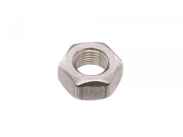 Hexagon nut M10x1 in stainless steel - DIN 934