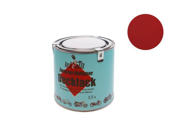 10016674 Lackfarbe 2K Leifalit Bordeauxrot - 500ml - Bild 1