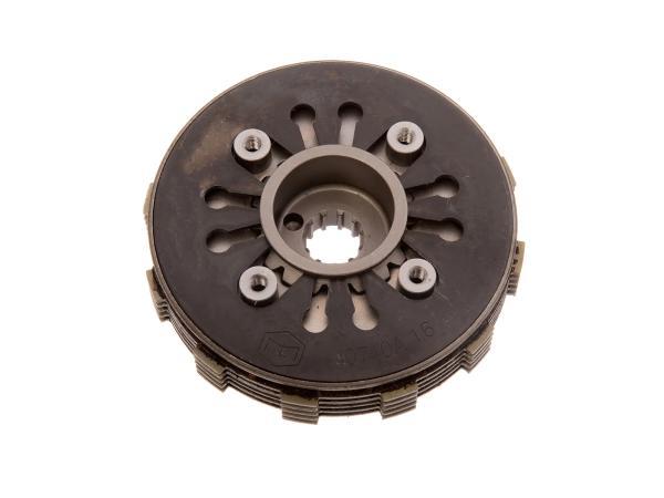 10068412 Kupplungspaket 5-Lamellen 1,6 mm - für Simson S51, KR51/2 Schwalbe, SR50 - Bild 1
