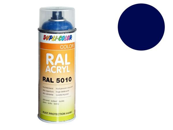 Dupli-Color Acryl-Spray RAL 5022 nachtblau, glänzend - 400 ml