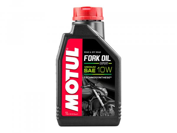 MOTUL Fork Oil Expert medium fork oil 10W - 1 Liter
