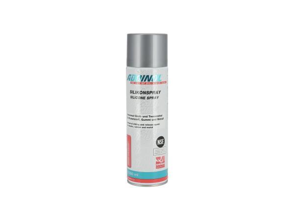 10007785 ADDINOL Silikonspray, silikonölhaltig - 500 ml - Bild 1