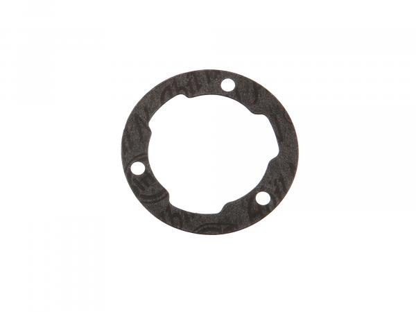 Gasket for sealing cap, 3-hole, Brand: PLASTANZA Material ABIL, RT125, RT125/1, RT125/2
