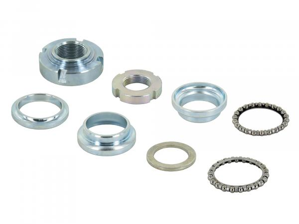 Steering bearing set (8 pieces) Simson S50, S51, SR50, S53 - Set - Steering head bearings -