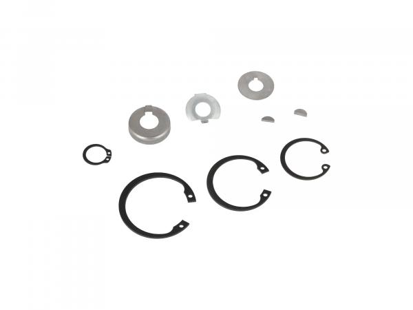 Set: safety parts for engine - for Simson S50, KR51/1 Schwalbe, SR4-1 Spatz, SR4-2 Star, SR4-3 Sperber, SR4-4 Habicht, DUO 4/1