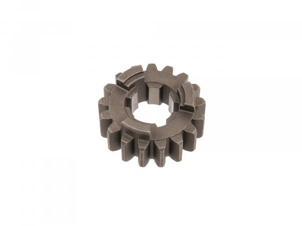 Gear on countershaft (3rd gear) ETZ 125, 150