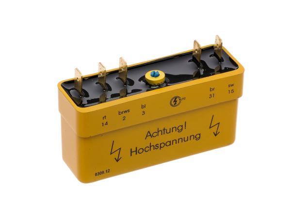 Steuerteil EMZA 8309.12 mit Einstellung - Simson S51, S53, S70, S83, SR50, Schwalbe KR51/2