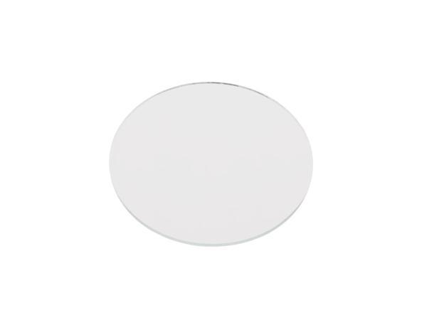 Tachoglas,Tachometerglas, rund und plan - Ø80mm - z.B. für BK350, TS, ETZ