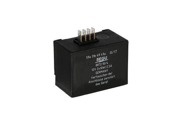 Elba 12V 2x 10W/2,5A, 8872.10/4 - Simson S53, S83, SR50, SR80