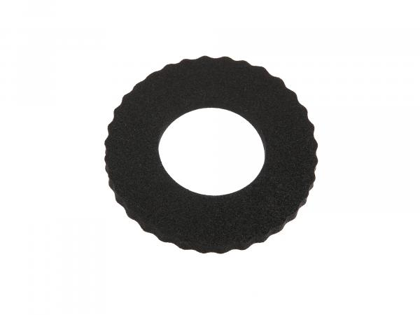 Tank protection ring made of foam rubber - for moped (120 x 60) black