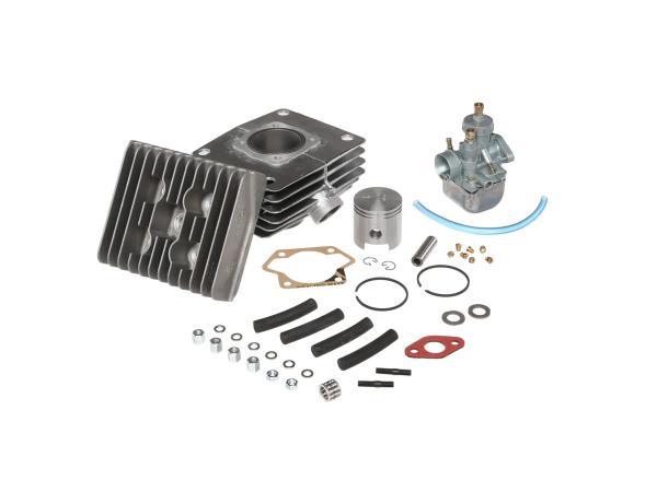 10002413 Set: Zylinder mit Kolben, 80ccm - für Simson S70, S83, SR80 - Bild 1