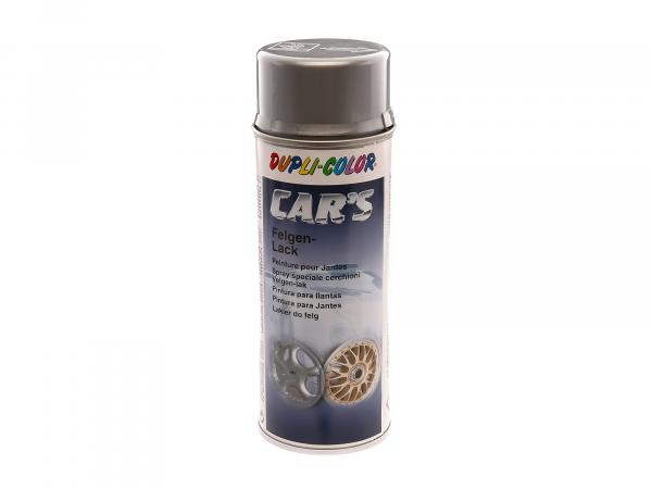 Dupli-Color CAR´S Felgen-Lack, Silber - 400ml