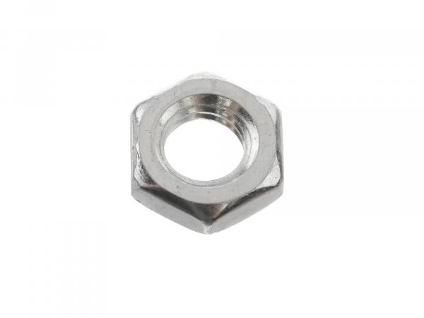 Hexagon nut M6 low form - DIN439B