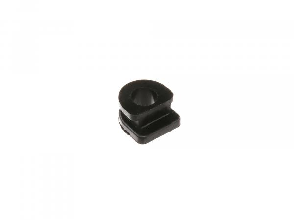 Rubber stopper for base plate with hole Simson S51, S53, S70, S83, SR50, SR80