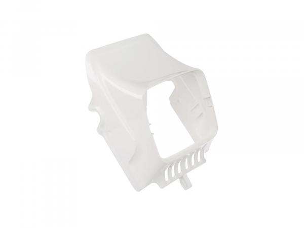 Headlight housing, ABS white S53, S83