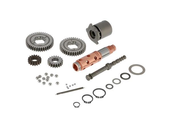 Umrüstsatz auf 4-Gang-Getriebe - für Simson S51, KR51/2 Schwalbe, SR50, S53