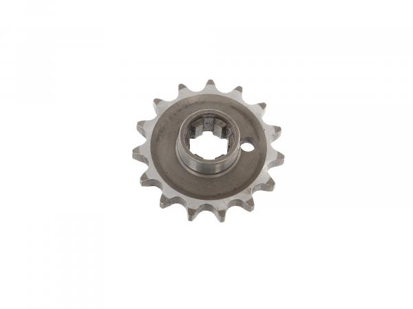 Drive pinion (small chain wheel) 15 tooth - MZ ETZ250, ETZ251, ETZ301, TS250/1