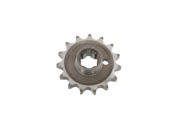 Antriebsritzel (Kleines Kettenrad) 15 Zahn - MZ ETZ250, ETZ251, ETZ301, TS250/1