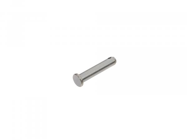 Bolt with split pin hole for clutch lever, suitable for AWO 425T, 425S