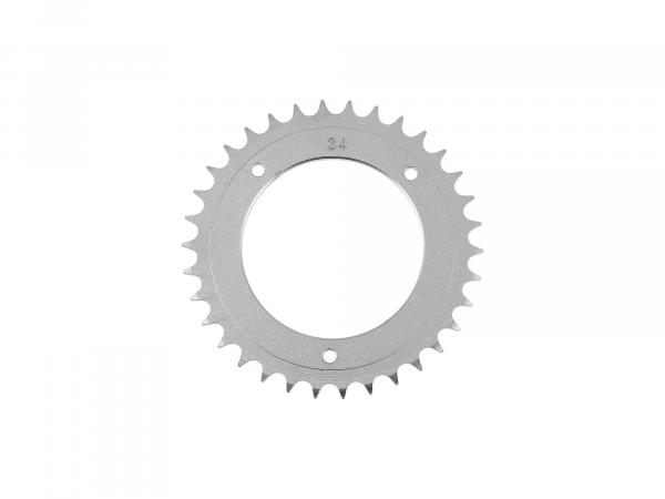Sprocket for differential, Z=34, with 3x 6mm bore SD50