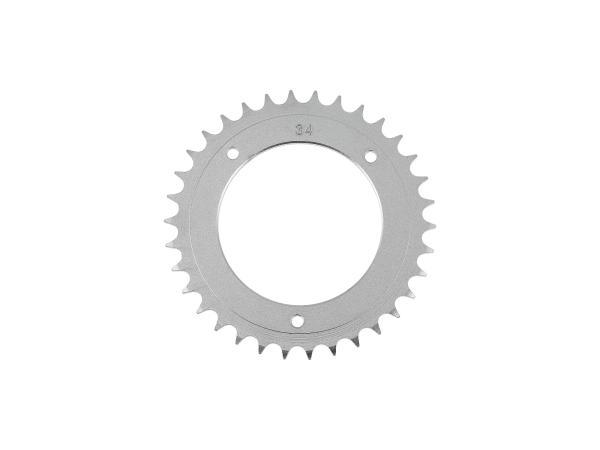 Kettenrad für Differential, Z=34, mit 3x 6mm-Bohrung  SD50