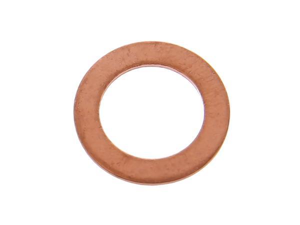 Sealing ring Ø10x16 (copper) for oil drain plug SR2, KR50
