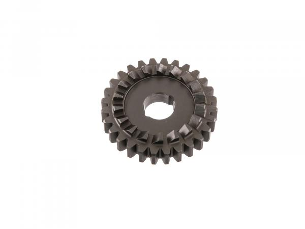 Kick starter wheel for sports transmission 5-speed