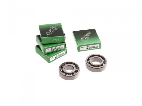 Set: Ball bearing motor + gearbox, 4 parts - RT125/1, RT125/2