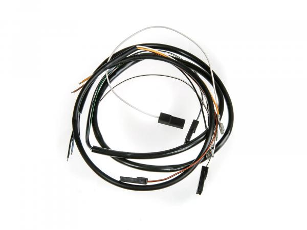 Wire harness for switch combination 12V without headlight flasher, Enduro handlebar - Simson S53, S83