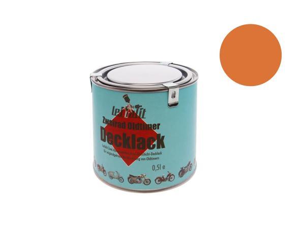 10062143 Lackfarbe 2K Leifalit Ocker - 500ml - Bild 1